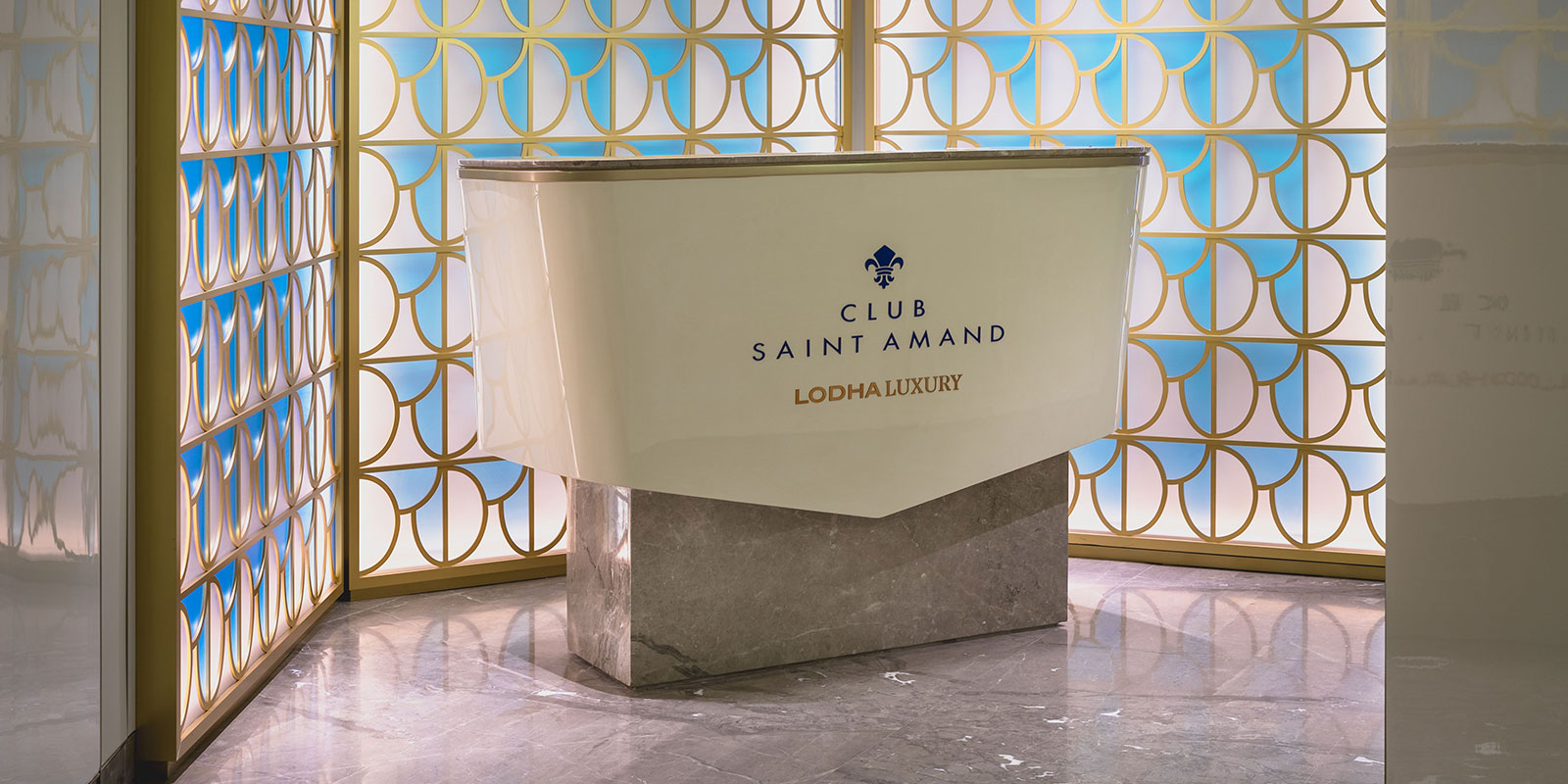 Welcome to Club Saint Amand – Mumbai's most exclusive private members club in the heart of South Mumbai. Exclusive to Lodha Ciel residents, the club caters to your rejuvenation, well-being, entertainment and keeps you in touch with your business as well. Bespoke luxury and away from the prying eyes. It's your private club right at home.